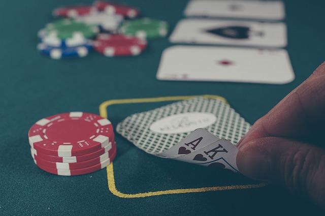 Poker bei 888